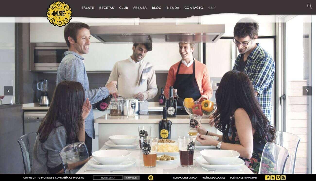 Pagina web a medida, portada